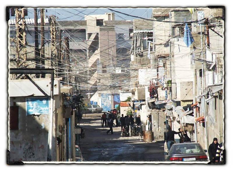 لجنة حي عكبرة || لانتشار القوة الأمنية في جميع أحياء مخيم عين الحلوة