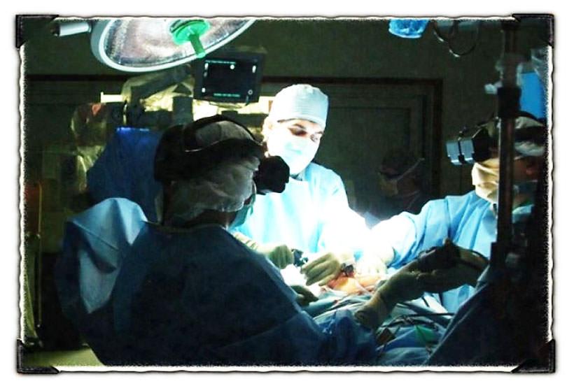نجاح أول عملية زراعة كلى على أيدي أطباء فلسطينيين