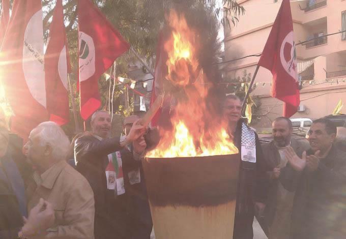 مهرجان حاشد في طرابلس إحياءً للذكرى الـ34 لإعادة تأسيس حزب الشعب