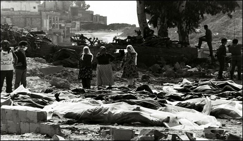 خميس الأسرى في ذكرى مجزرتَيْ قانا ودير ياسين