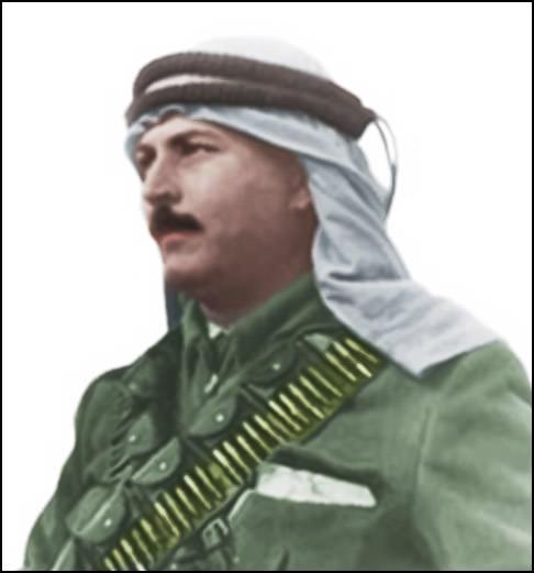 القائد الشهيد || عبد القادر الحسيني