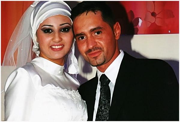 حفل زواج الاخ بهاء شوباصي وفاتنة طلال شحادة في برلين