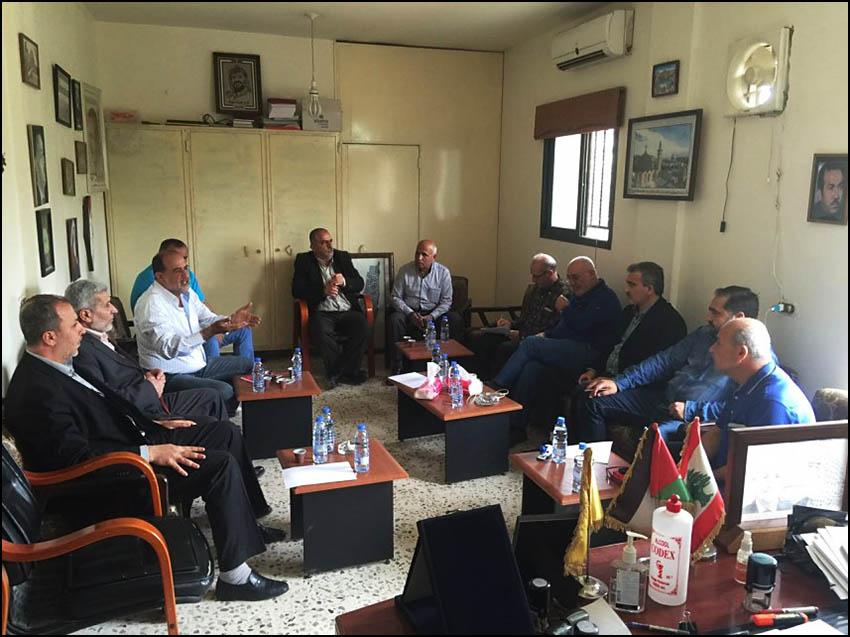 اجتماع في الرشيدية ناقش مشروع الصرف الصحي