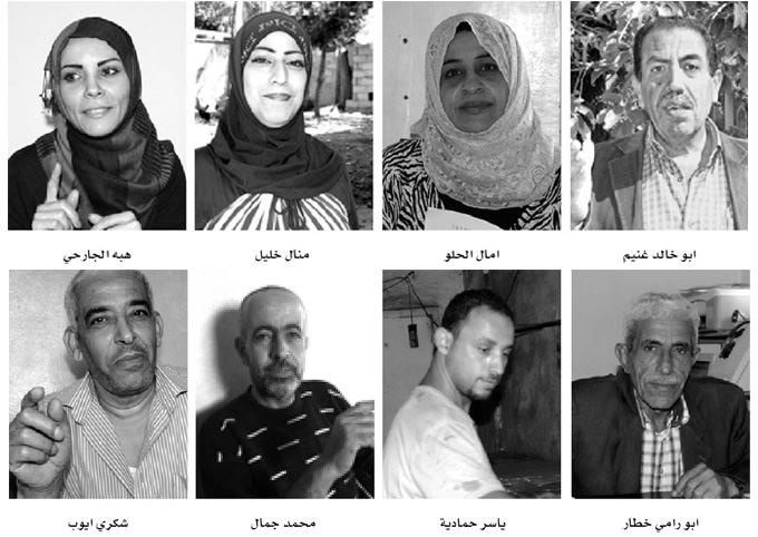 مخيم البداوي يجمع الشتات الفلسطيني