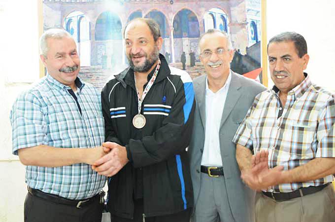 دورة في الشطرنج في ذكرى يوم النكبة في مخيم البداوي
