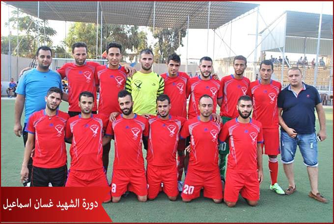 العهد عين الحلوة يفوز ببطولة دورة الشهيد غسان اسماعيل لكرة القدم في البداوي