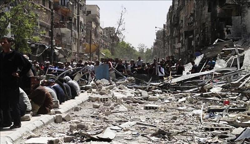 وكالة الأونروا قلقة من المجاعة في مخيم اليرموك