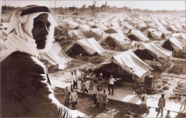 اسماء مخيمات الاجئين الفلسطينين