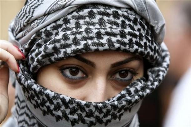 فلسطينيه حره وافتخر