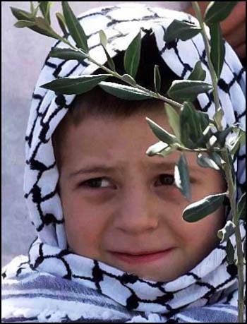 رسالة من الطفل الفلسطيني إلى كل أهل الأرض