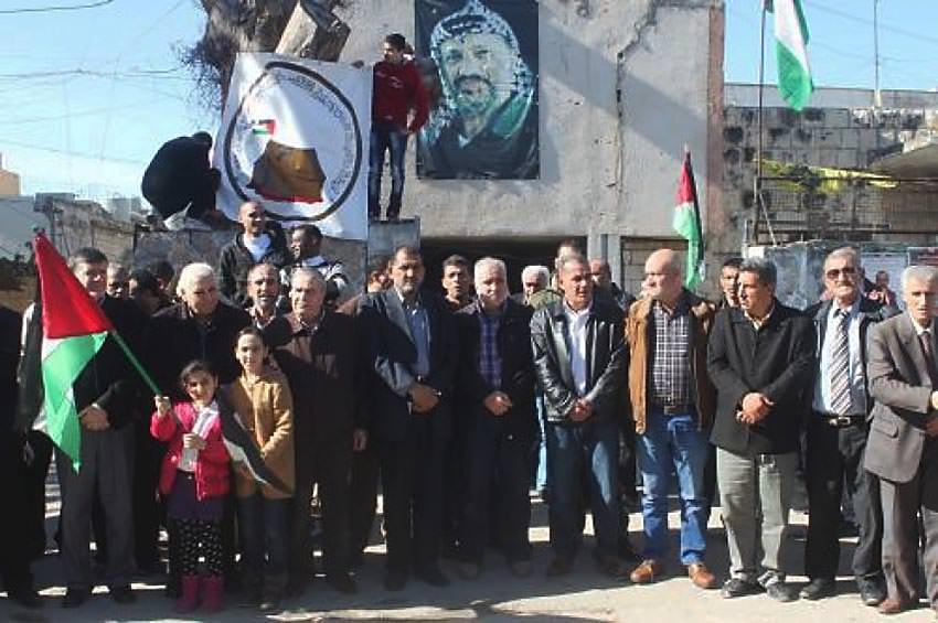 وقفة تضامنية مع مخيم اليرموك في عين الحلوة