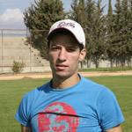 الفلسطيني خالد شتلة الى السلام زغرتا اللبناني وصبح الى الرايسنغ