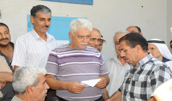 اعتصام في مخيم البداوي تضماناً مع أهالي مخيم نهر البارد