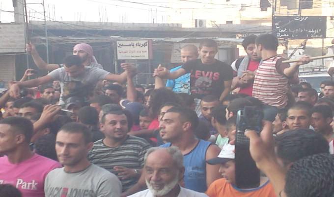 موقوفي أحداث مخيم نهر البارد إلى الحرية
