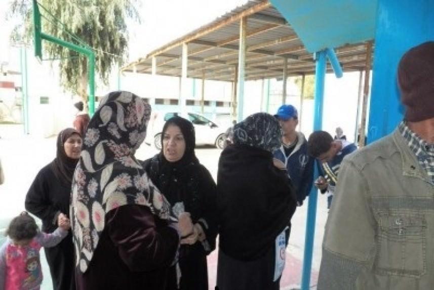 الأونروا تبدأ بتوزيع المساعدات المالية على اللاجئين الفلسطينيين في سوريا
