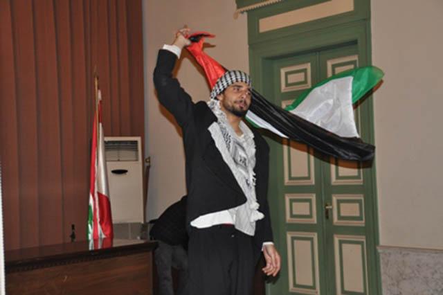 الشبكة الدولية من أجل فلسطين تشارك في فعاليات أسبوع الفصل العنصري الصهيوني