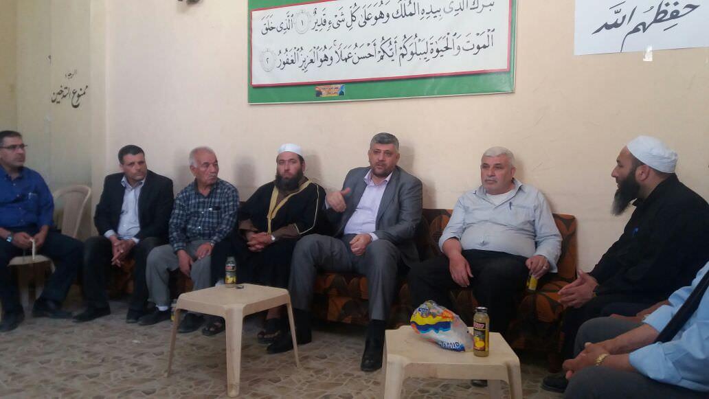 الجهاد الإسلامي تقيم مأدبة غداء بذكرى ثالث الحاج حمدي في نهر البارد