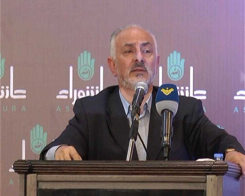 وفد حزب الله التقى السفير دبور || للتفاهم من أجل ضمان الأمن في المخيمات