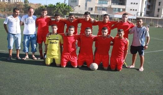 الاتحاد الفلسطيني لكرة القدم في لبنان يختتم دوري الفئات العمرية