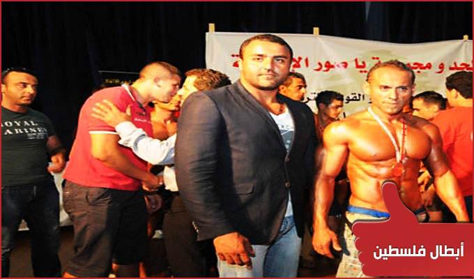 أبطال فلسطين لكمال الأجسام  يشاركون في بطولة الجنوب اللبناني