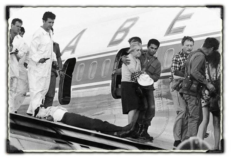 اختطاف طائرة سابينا من قبل الجبهة الشعبية لتحرير فلسطين