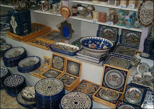 صناعة الخزف الفلسطيني.. ناتج بقيمة 60 مليون دولار سنويا