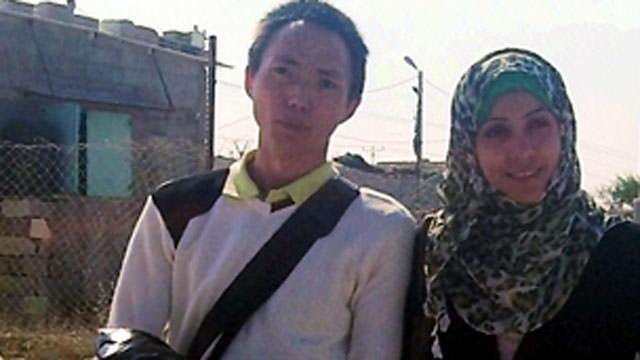 صيني يتسلل عبر الانفاق ليتزوج فتاة من غزة