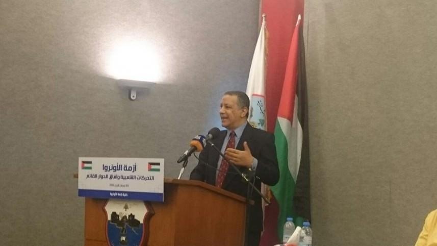 ندوة حوارية فلسطينية عن الأونروا في صيدا