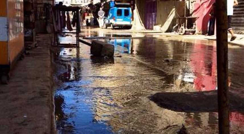 فؤاد عثمان || الأونروا مسؤولة عن تداخل مياه الصرف مع الشفة في عين الحلوة