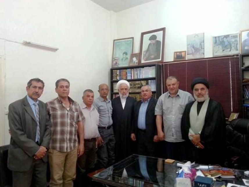 تحصين أمن المخيمات والجوار يعزز بالحفاظ على القضية الفلسطينية