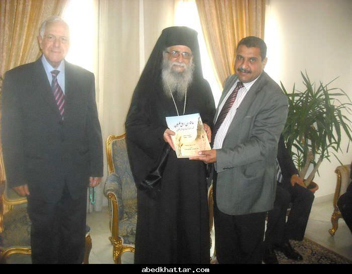الديمقراطية تلتقي عدداً من القيادات المسيحية في عكار والشمال
