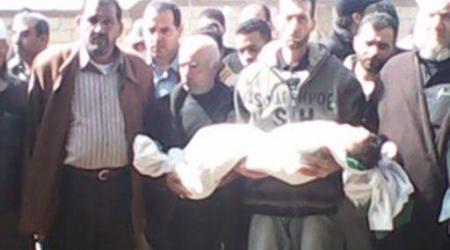 وفاة طفل في مخيم نهر البارد لرفض الاونروا تحويله للعلاج