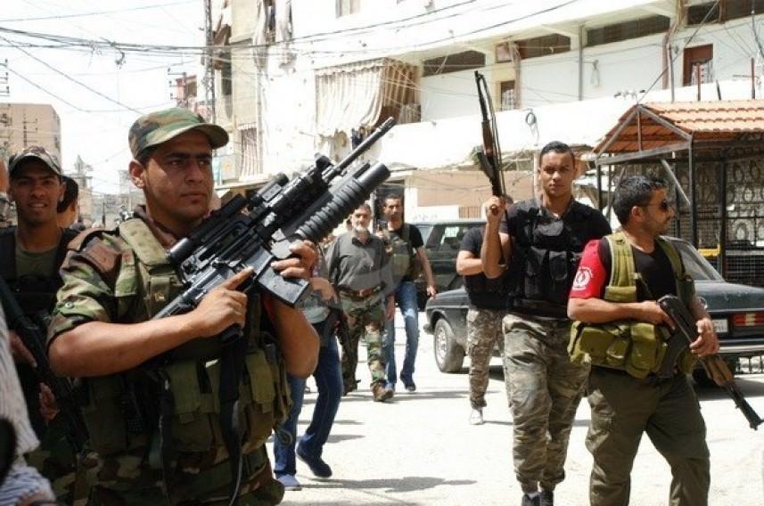توافق فلسطيني لبناني على تفعيل القوة الأمنية المشتركة في عين الحلوة