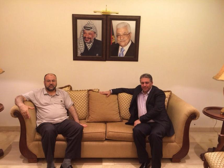 السفير دبور استقبل ممثل حركة حماس    دعوة للحفاظ على أمن المخيمات
