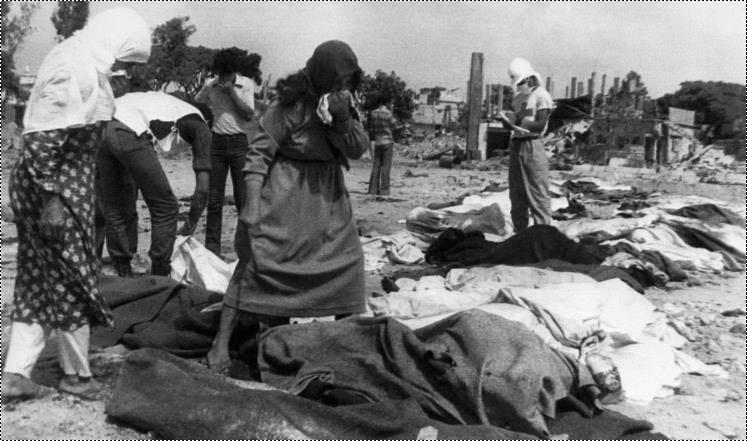كى لا ننسى.. مجزرة صبرا وشاتيلا.. بشاعة الموت على يد الإسرائيليين