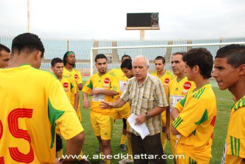 فوز نادي شبيبة فلسطين على نادي الاتحاد الميناء