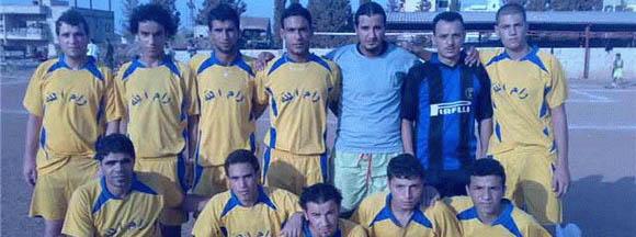 فوز نادي النضال بضربات الجزاء على فريق رام الله
