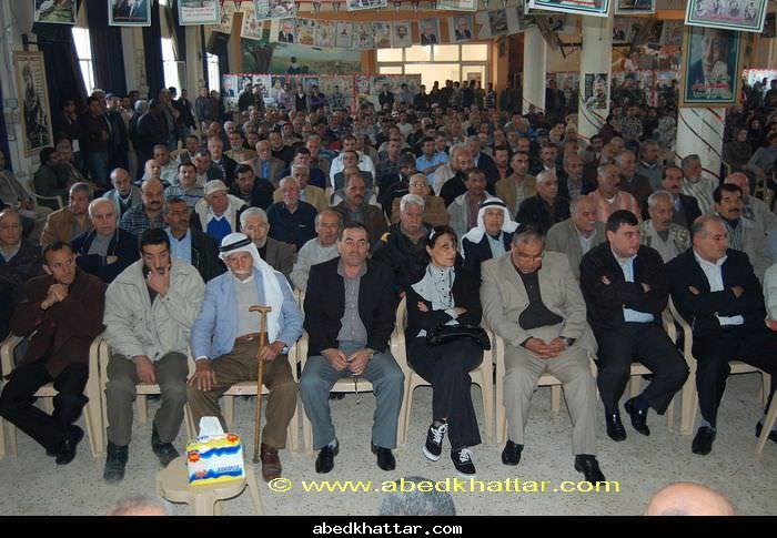 احياء ذكرى يوم الارض في مخيم البداوي [2010]