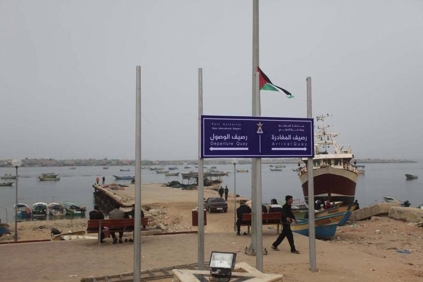 بناء ميناء لغزة.. لأول مرة على طاولة المجلس الوزاري المصغر الكابنيت