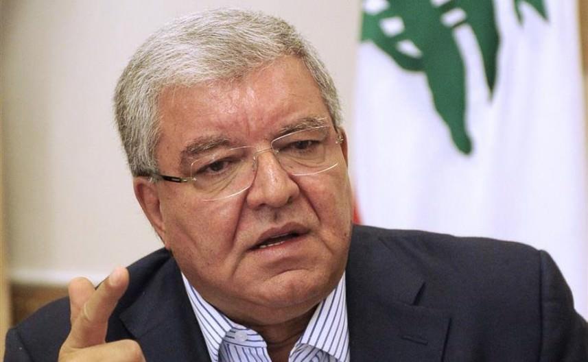 نهاد المشنوق يبحث مع شمالي تداعيات أزمة الأونروا