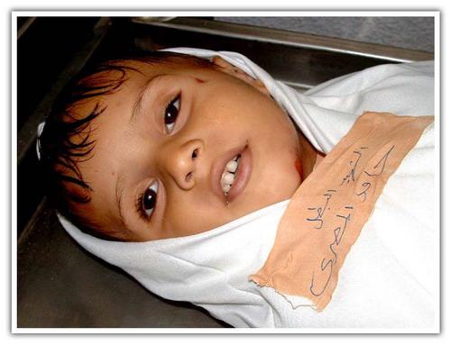 مناجاه ام فلسطينية لأبنها الشهيد