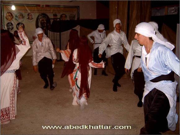 مسرحية بعنوان [مرثية فلسطينية] بمناسبة الذكرة 61 لنكبة فلسطين