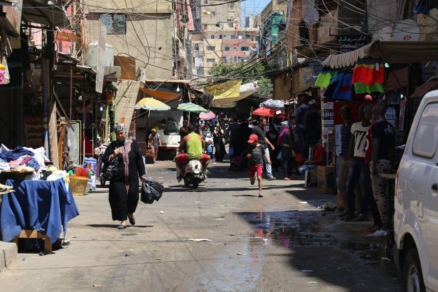 مخيّماتي... سيرة فوتوغرافية عن فلسطين