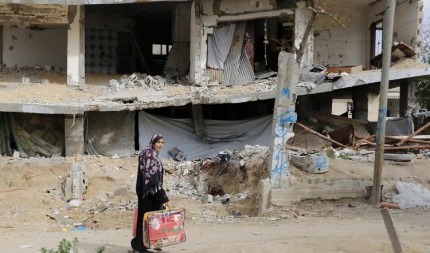الأونروا || الحصار دمر أقتصاد غزة ورفع مستوى الفقر والبطالة