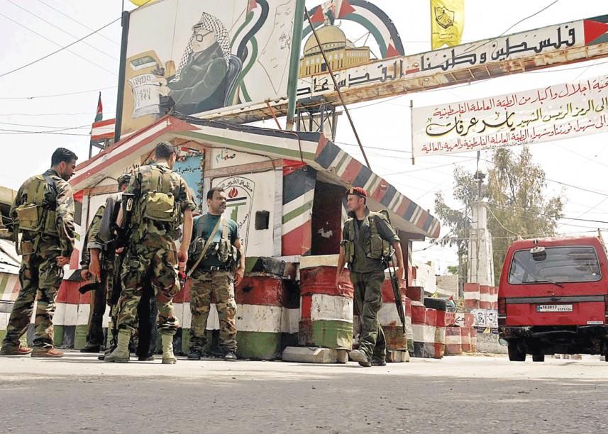 لقاء قريب بين عرب زبيد وخلية الأزمة في عين الحلوة
