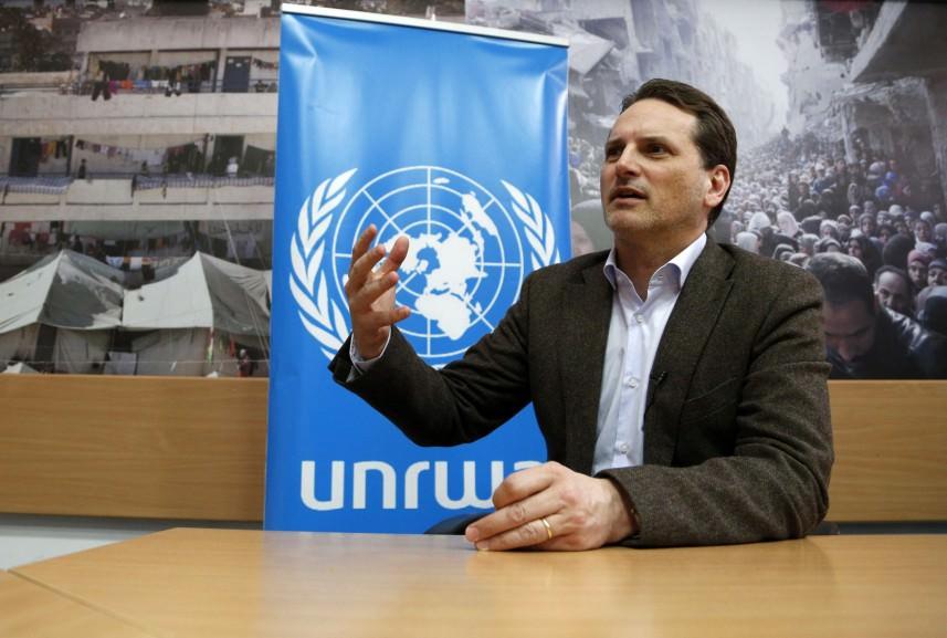 كرينبول يناشد العالم بالإنضمام الى الأونروا لمساندتها بدعم الفلسطينيين