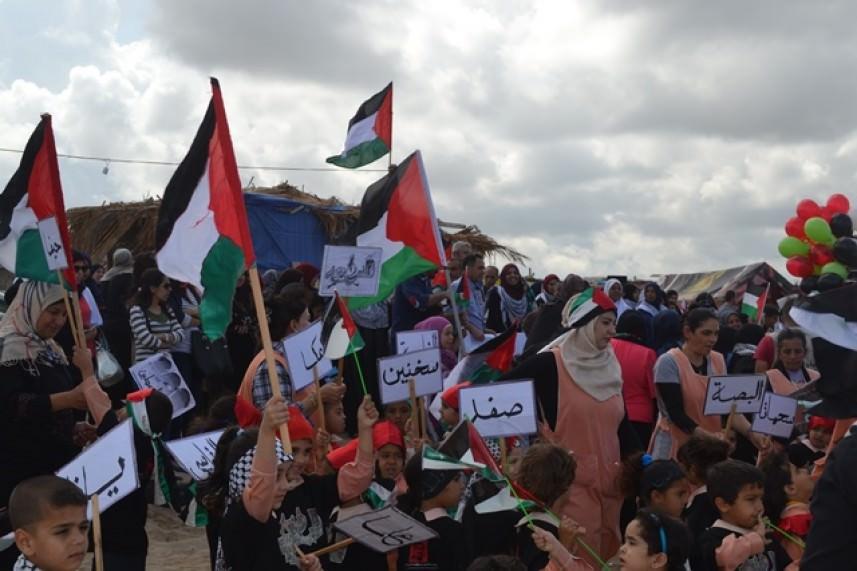 المخيمات الفلسطينية تحيي ذكرى النكبة بأنشطة متنوعة