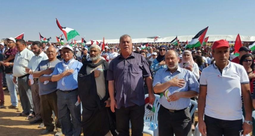 بركة || على الضمير العالمي أن يواجه التطهير العرقي للفلسطينيين