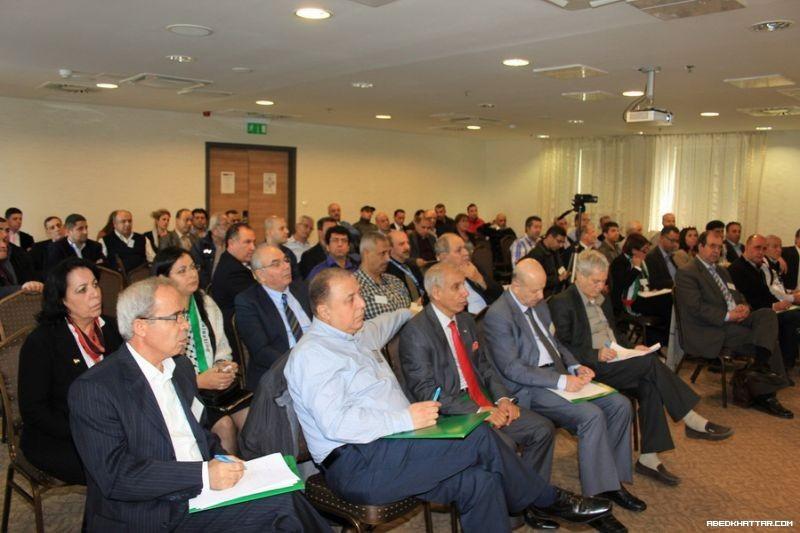 إعلان بودابست مؤتمر الثاني لإتحاد الجاليات الفلسطينية في أوروبا