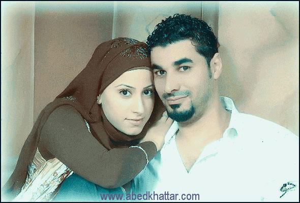 الف مبروك فادي خالد ولميس سلمون لزواجهما